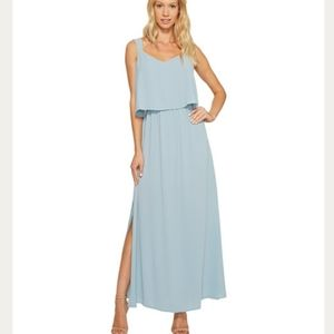 Vince Camuto pop over maxi dress